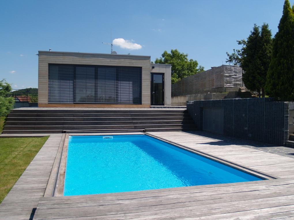 Rodinný dům Roudnice nad Labem od OK PLAN ARCHITECTS