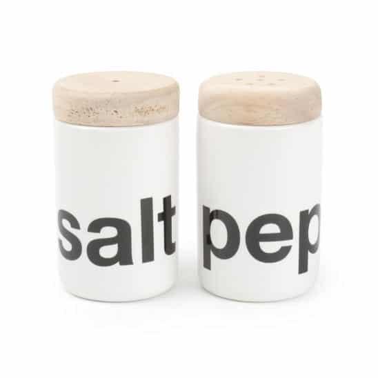 Slánka a pepřenka Salt&Pepper Loft
