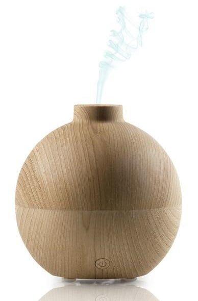 Aroma difuzér - imitace dřeva DOMO DO9210AV, elektrický