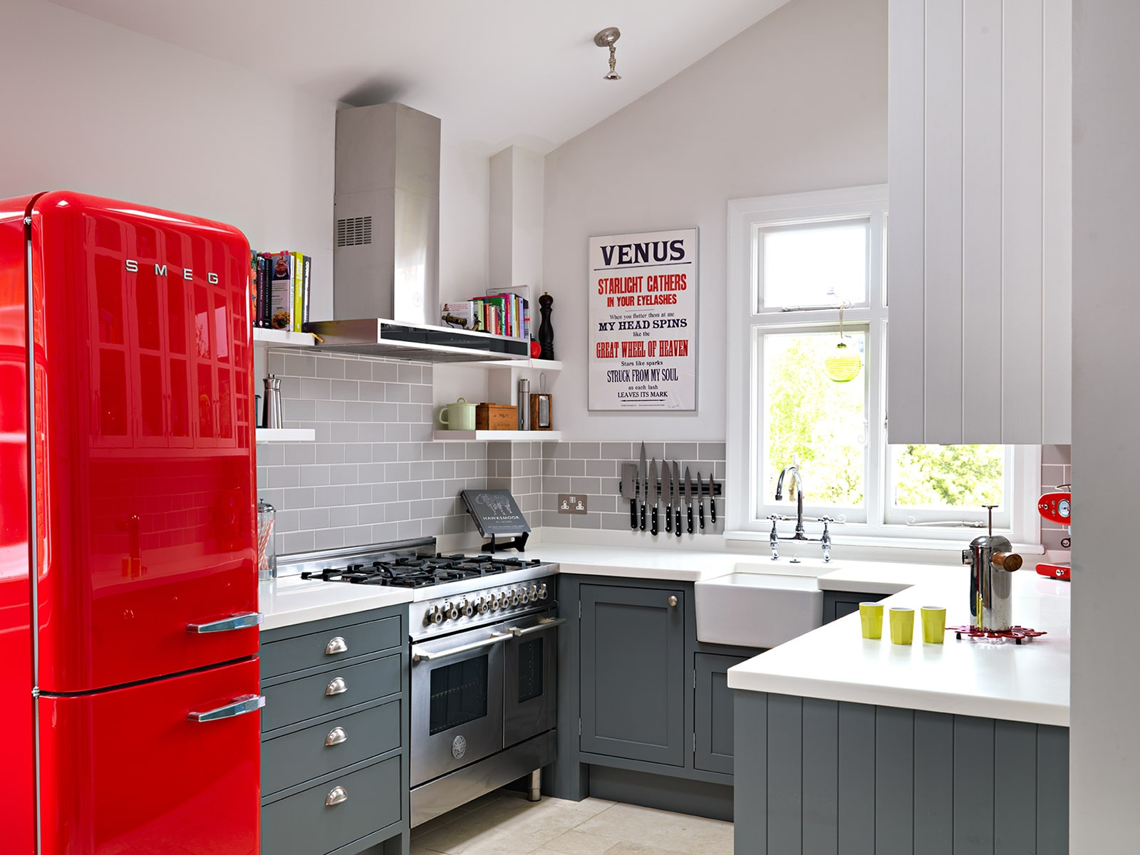 Kuchyně v moderním stylu