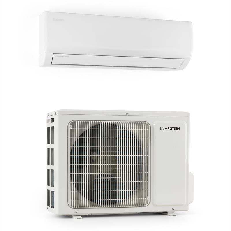 Klarstein Windwaker Pro 12, bílá, Inventor Split, klimatizace, 12000 BTU, A