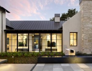 Residence inspirovaná severskou architekturou - zdroj
