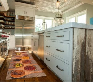 Vysoce odolný kuchyňský koberec Webtappeti Spices Market, 60 x 140 cm