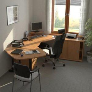 Kancelářská sestava Signe CN 02 - 3D289