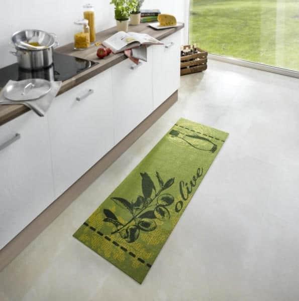 Hans Home | Běhoun 50x150 cm Cook & Clean 102448, zelený