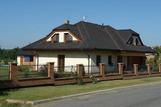 Dům realizovaný stavebním systémem VELOX