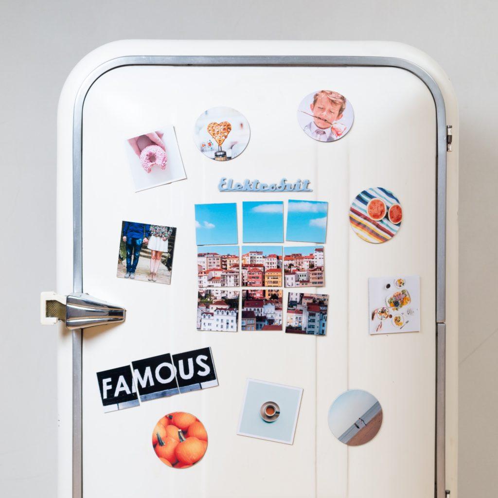lednice s popisky